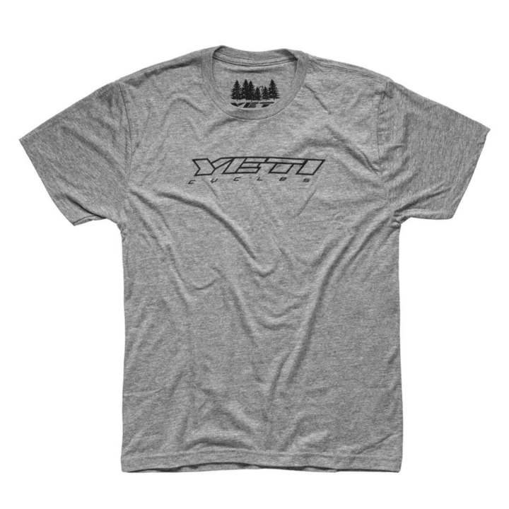 c99ce4695 Yeti Cycles - Gear - GREY RIDE JERSEY